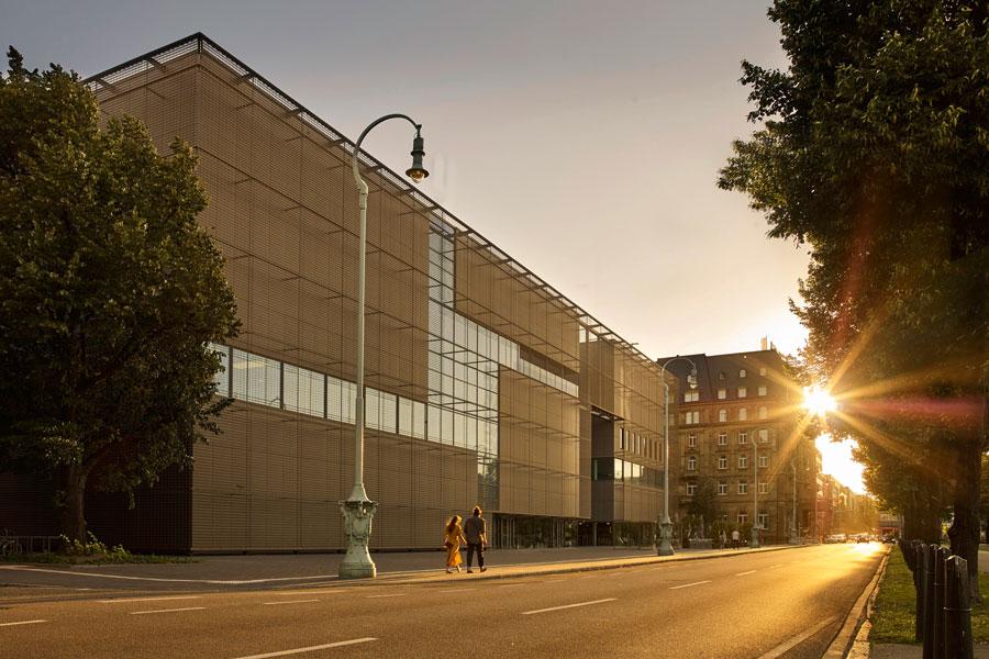 Kunsthalle Mannheim Streib Bau