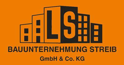 Logo Bauunternehmung Streib