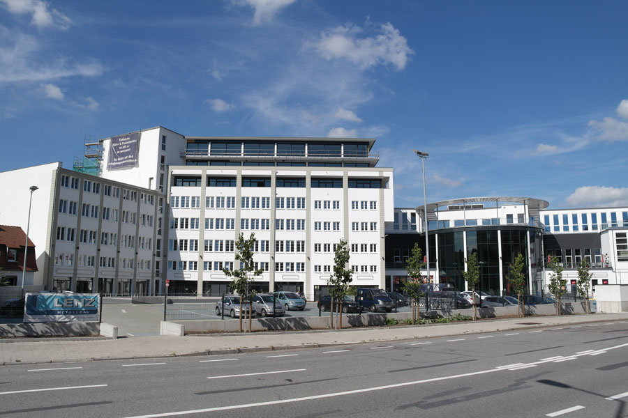 3 Glocken Center Weinheim Streib Bau