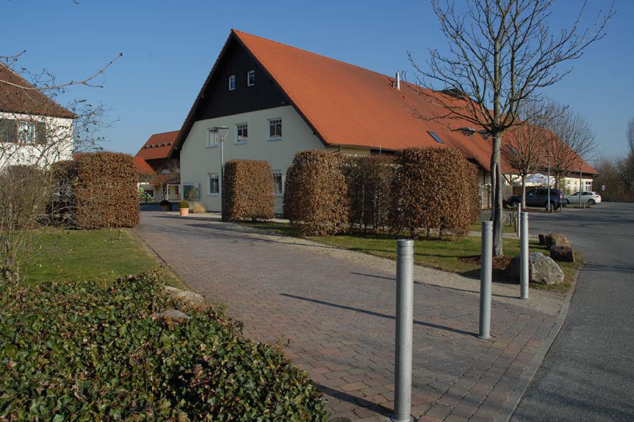 Golfclub Heddesheim Streib Bau