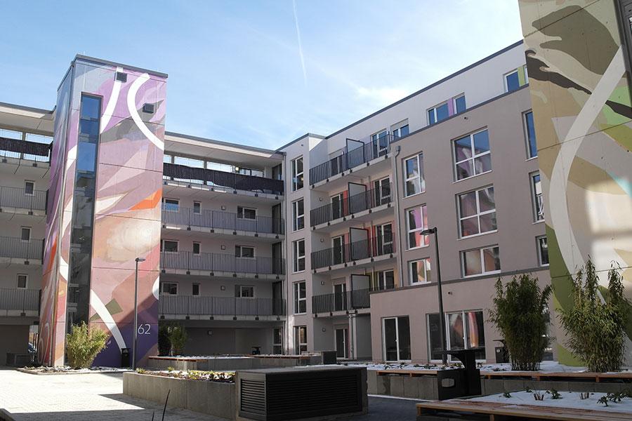 Riedeselstrasse Darmstadt Streib Bau
