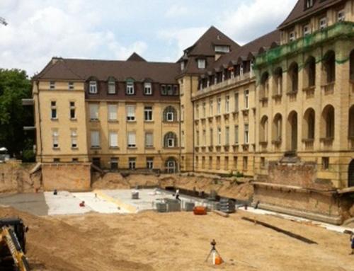 Tiefgarage Klinikum Mannheim